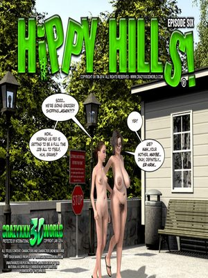 Hippy Hills- Episode 6 8muses 3D Porn Comics