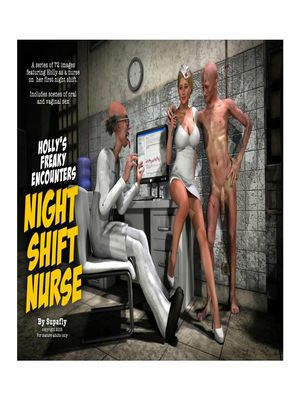 Holly's Freaky Encounters- Night Shift Nurse 8muses 3D Porn Comics