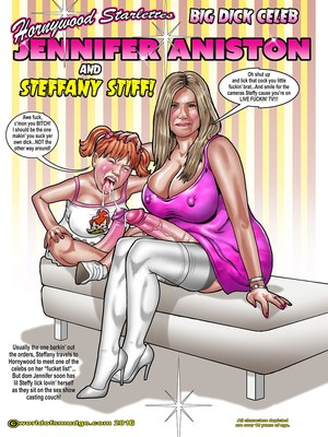 Hollywood Big Dick Celeb- Smudge 8muses Interracial Comics