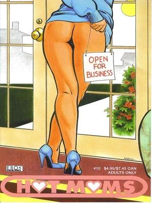 Hot Moms 10- Rebecca 8muses Adult Comics