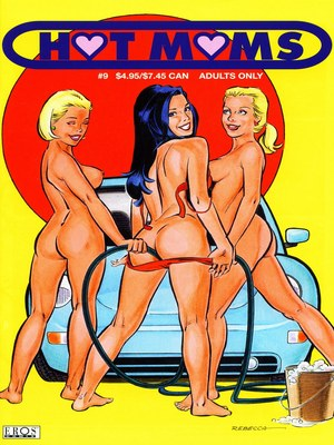 Hot Moms 9- Rebecca 8muses Adult Comics