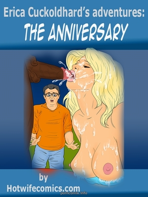 Hotwife- The Anniversary 8muses Interracial Comics