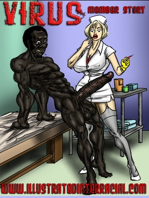 Illustrated – interracial Virus 8muses Interracial Comics