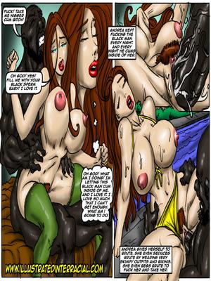 8muses Interracial Comics illustrated interracial- Prison Story image 16