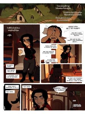 InCase- Alfie Ch.7 8muses Adult Comics