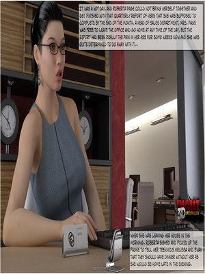 Incest 3D Chronicles – Sex Lessons From Mom 8muses 3D Porn Comics