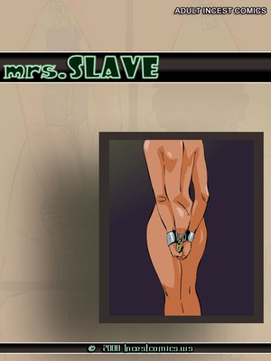 Incest- Mrs Slave 8muses Incest Comics