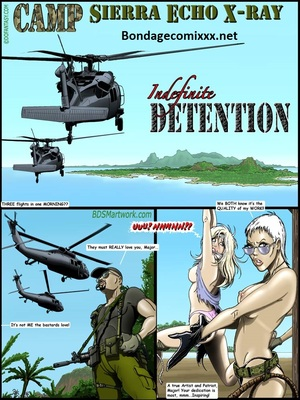 Indefinite Detention- BSDM Artwork 8muses Porncomics
