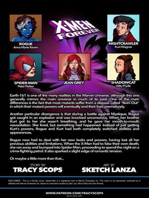 8muses Porncomics Indigo Allure (Spider-Man) image 02