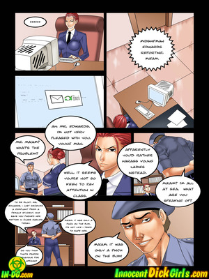 8muses Porncomics Innocent Dickgirls – Accused, Guilty image 04