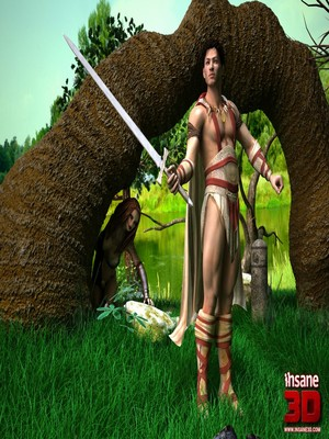 Insane3D- Barbarian Love 8muses 3D Porn Comics