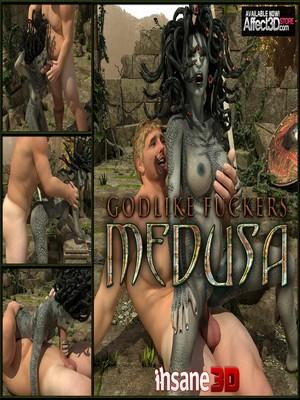 Insane3D- Godlike Fuckers- [Medusa] 8muses 3D Porn Comics