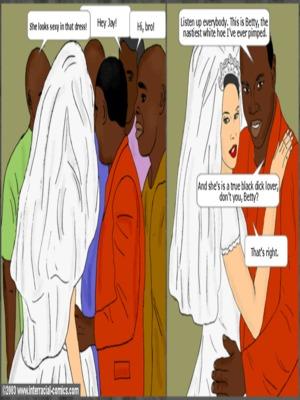 8muses Interracial Comics Interracial- Wedding Cocktail image 02