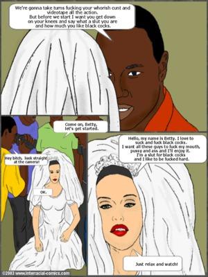 8muses Interracial Comics Interracial- Wedding Cocktail image 03