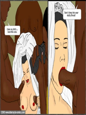 8muses Interracial Comics Interracial- Wedding Cocktail image 05