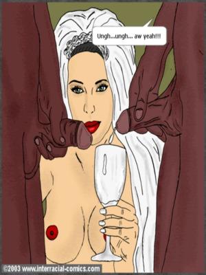8muses Interracial Comics Interracial- Wedding Cocktail image 23