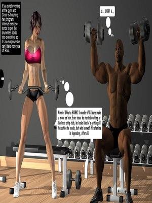 Interracial3D- Huge Tits-Paul Dancing 8muses Interracial Comics