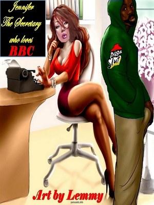 Interracial3D- Jennifer the Secretary 8muses Interracial Comics