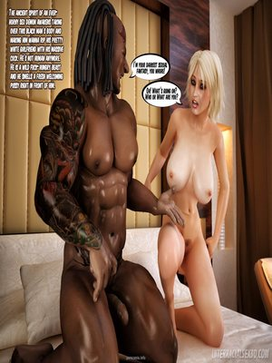 8muses Interracial Comics Interracialsex3D – Busty Blonde image 04