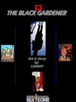 InterracialSexZone- The Black Gardener 2 8muses Interracial Comics