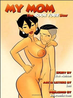 8muses Jab Comix Jab Comix – My Mom- The Book Tour Star image 02