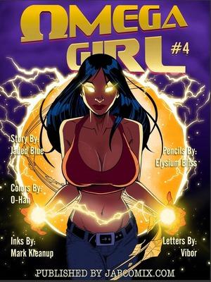 Jab Comix – Omega Girl 4 8muses Jab Comix