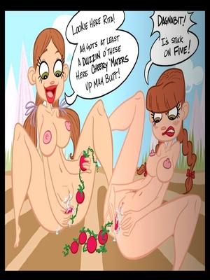 8muses Jab Comix Jab Comix- Chorin an Whorin image 08