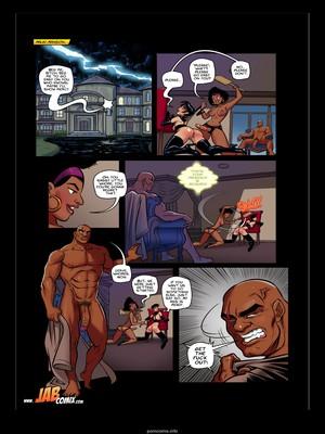 8muses Jab Comix Jab Comix- Omega Girl 5 image 10