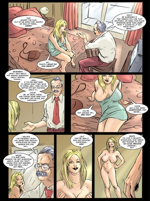 8muses Adult Comics Jag27-Dark Harbor 4- Andes Studio image 11