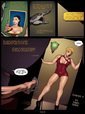 8muses Adult Comics James Lemay- Android City image 18