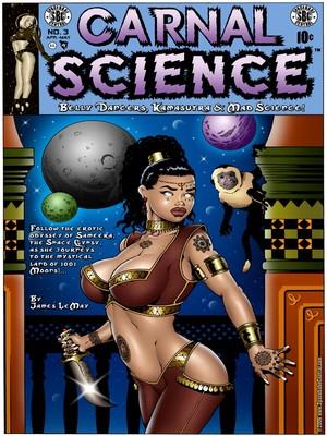 James Lemay- Carnal Science 3 8muses Adult Comics