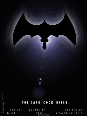 JKR Comix- The Dark Cock Rises (Batman) 8muses Adult Comics