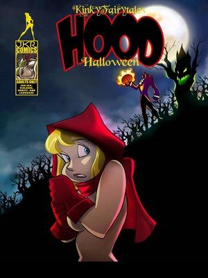 JKR- Hood Halloween- Kinky Fairy tales 8muses Adult Comics