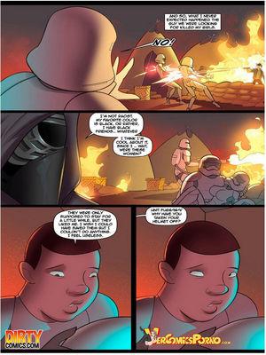 8muses Adult Comics JKR- Star Porn- The Cock Awakens (Star Wars) image 12