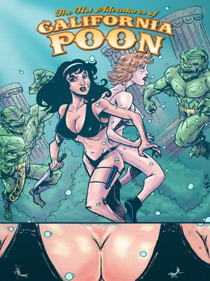 JKRComix- California Poon 1-Going Down In Atlantis 8muses Adult Comics