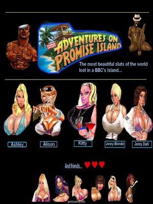 8muses Interracial Comics John Persons- Adventures in Promise Island image 01