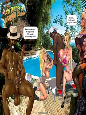 8muses Interracial Comics John Persons- Adventures in Promise Island image 05