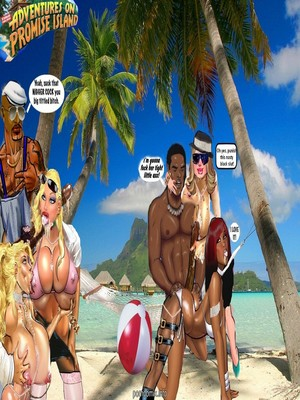 8muses Interracial Comics John Persons- Adventures in Promise Island image 15