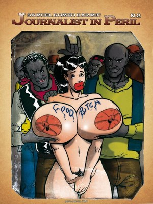 Journalist in Peril 2 8muses Interracial Comics