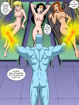 8muses Porncomics Justice Hentai- Superman,Batman image 06