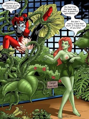 8muses Porncomics Justice Hentai- Superman,Batman image 20