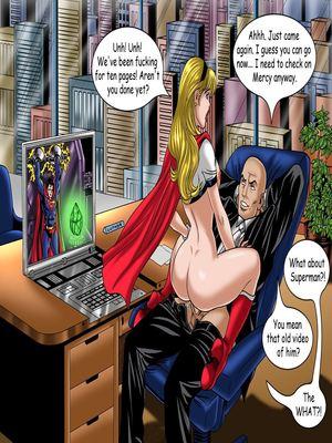 8muses Porncomics Justice Hentai- Superman,Batman image 31