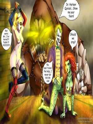 8muses Porncomics Justice Hentai- Superman,Batman image 68
