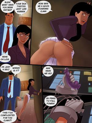 8muses Porncomics Justice League- Puppet Mistress image 04