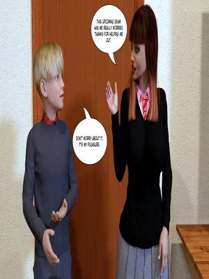 KakiharaD- The Tutor 8muses 3D Porn Comics