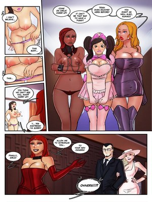 8muses Adult Comics Kannel – Spa Special image 16