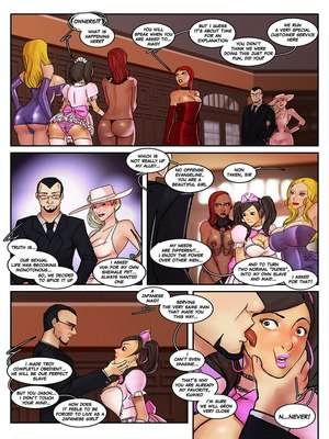 8muses Adult Comics Kannel – Spa Special image 17