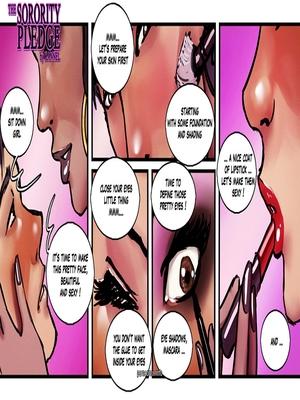 8muses Adult Comics Kannel- The Sorority Pledge image 05