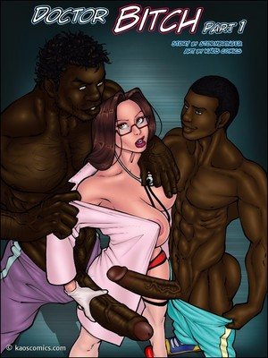 Kaos- Doctor Bitch 8muses Interracial Comics