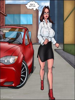 8muses Interracial Comics Kaos- Doctor Bitch image 05